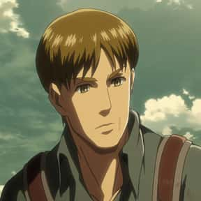 Moblit Berner is listed (or ranked) 22 on the list The Best Attack on Titan Characters