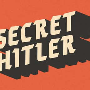 Secret Hitler is listed (or ranked) 14 on the list The Best Board Games For 6-8 Players