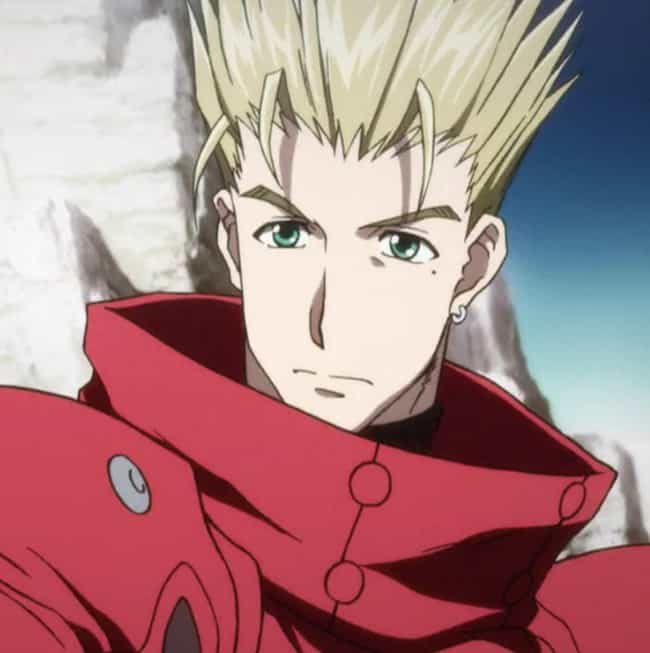 The Longer One Lives In ... is listed (or ranked) 4 on the list The 40+ Best Trigun Quotes