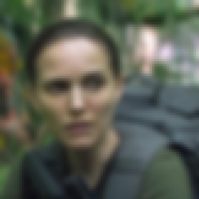 I Can't Go Back is listed (or ranked) 4 on the list Annihilation Movie Quotes