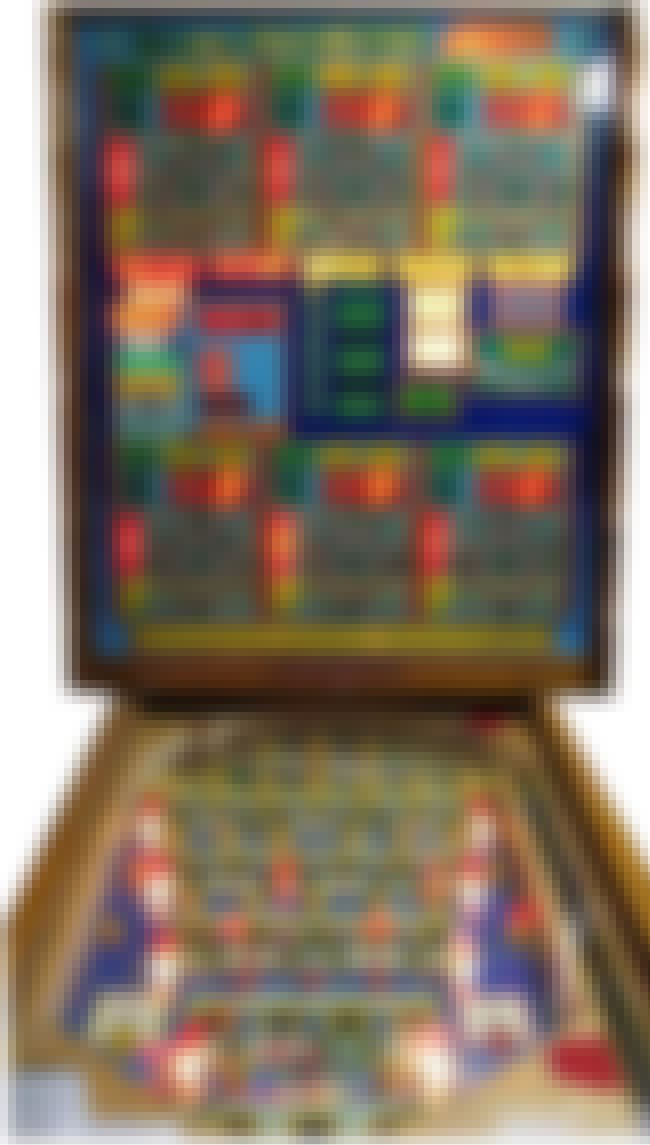 At First, Players Could Win Pr... is listed (or ranked) 4 on the list The Bizarre History of Pinball