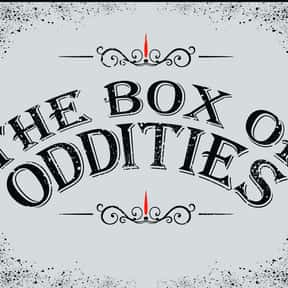 The Box Of Oddities is listed (or ranked) 21 on the list The Best Current Podcasts