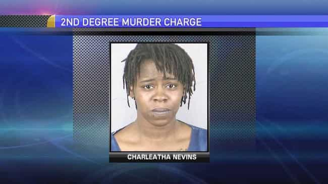 Charleatha Nevins Shot Her Hus... is listed (or ranked) 3 on the list Shocking Crimes Committed By Pregnant Women