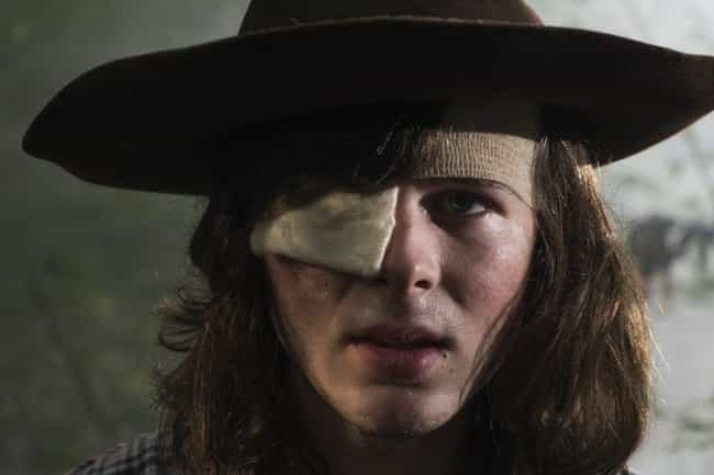 Carl Was Supposed To Survive is listed (or ranked) 1 on the list Things The Original Walking Dead Fans Hate About The TV Show