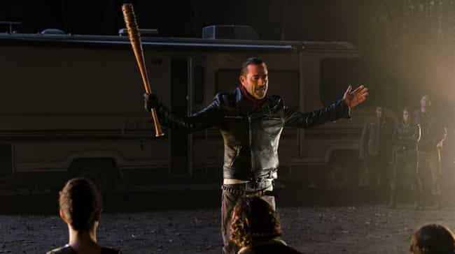 Negan Didn't Translate Wel... is listed (or ranked) 4 on the list Things The Original Walking Dead Fans Hate About The TV Show