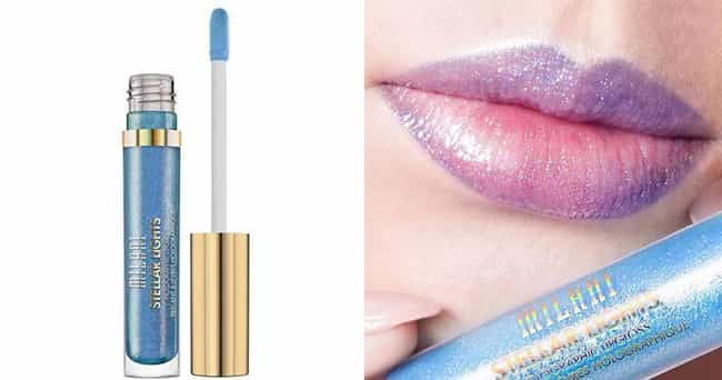 Stellar Lights Holographic Lip... is listed (or ranked) 3 on the list The Best Holographic Lip Glosses