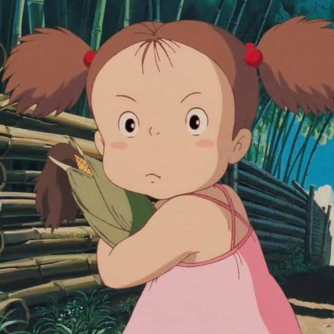Mommy? is listed (or ranked) 4 on the list The Best My Neighbor Totoro Quotes