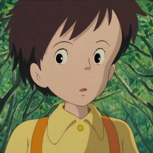 I Love Nanny's Food is listed (or ranked) 3 on the list The Best My Neighbor Totoro Quotes