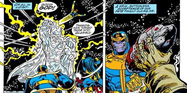 The Most Disturbing Thanos Moments In Marvel Comics