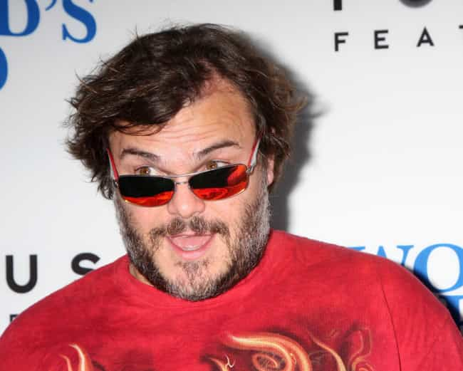 He Made A Deliberate Move Away... is listed (or ranked) 1 on the list 10 Reasons More People Need To Appreciate Jack Black