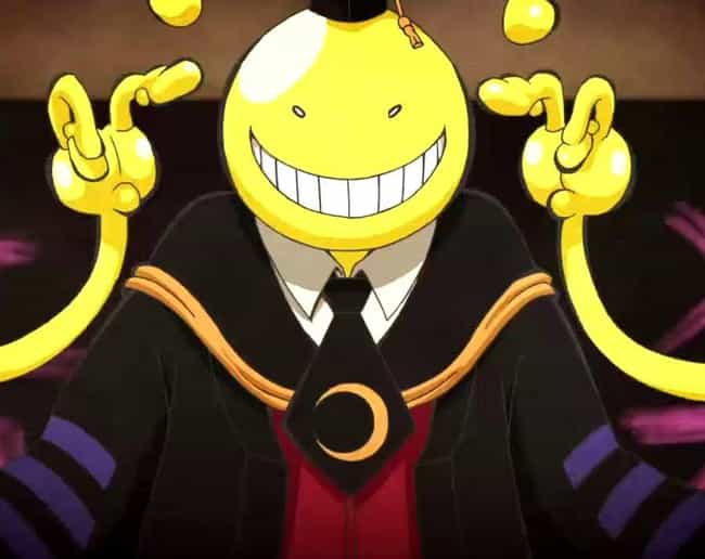 He's just a boastful brat ... is listed (or ranked) 2 on the list The Best Assassination Classroom Quotes