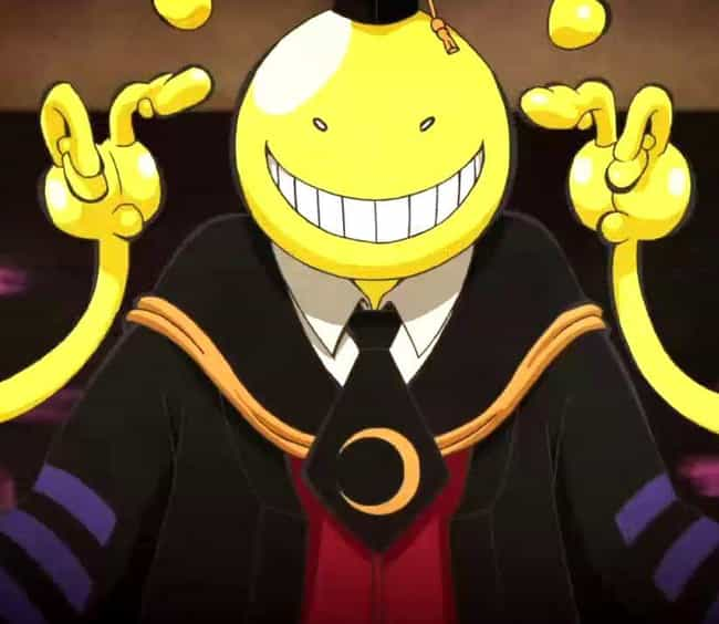Difference between the novice ... is listed (or ranked) 1 on the list The Best Assassination Classroom Quotes