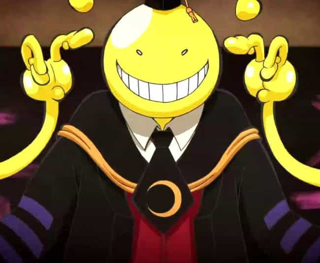 High level of aptitude is listed (or ranked) 4 on the list The Best Assassination Classroom Quotes