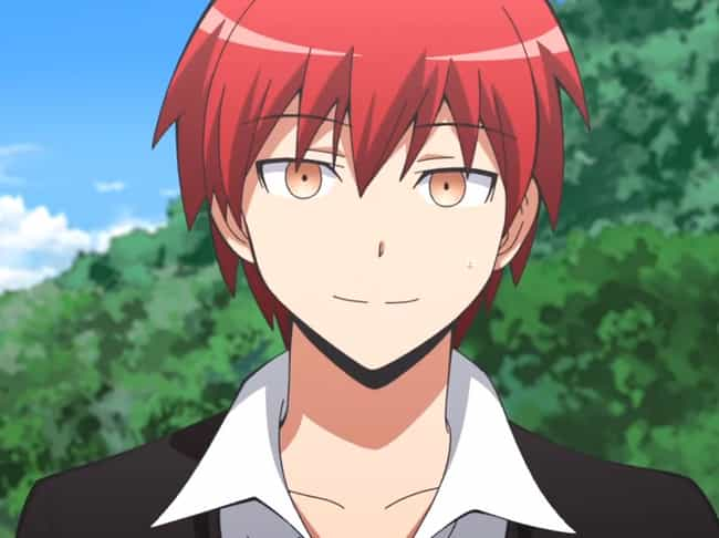 To figure out is listed (or ranked) 3 on the list The Best Assassination Classroom Quotes