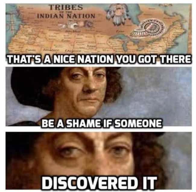 The Very Best History Memes Ever Found On The Internet