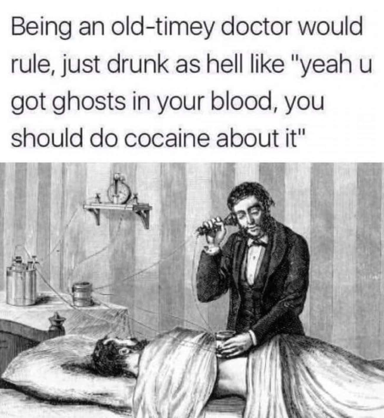 Dr. Real Good is listed (or ranked) 4 on the list The Very Best History Memes Ever Found On The Internet