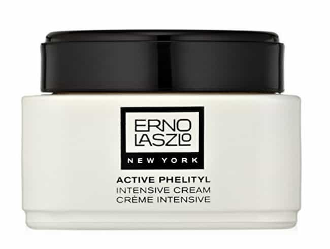 She Swore By Erno Laszlo Moist... is listed (or ranked) 2 on the list Marilyn Monroe's Beauty Secrets