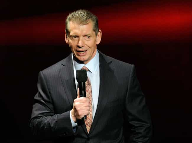 He Was Accused Of Sexual Haras... is listed (or ranked) 4 on the list Whatever Happened To Vince McMahon?