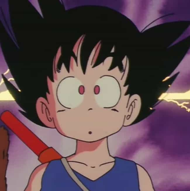 I Wish My Grandpa Could See Me... is listed (or ranked) 2 on the list The 25+ Best Dragon Ball Quotes