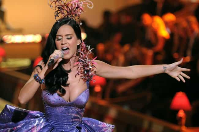 2011: The Nuns Get Kicked Out ... is listed (or ranked) 1 on the list The Complicated Timeline Of Katy Perry's Intense Feud With Nuns Over The Sale Of A Convent
