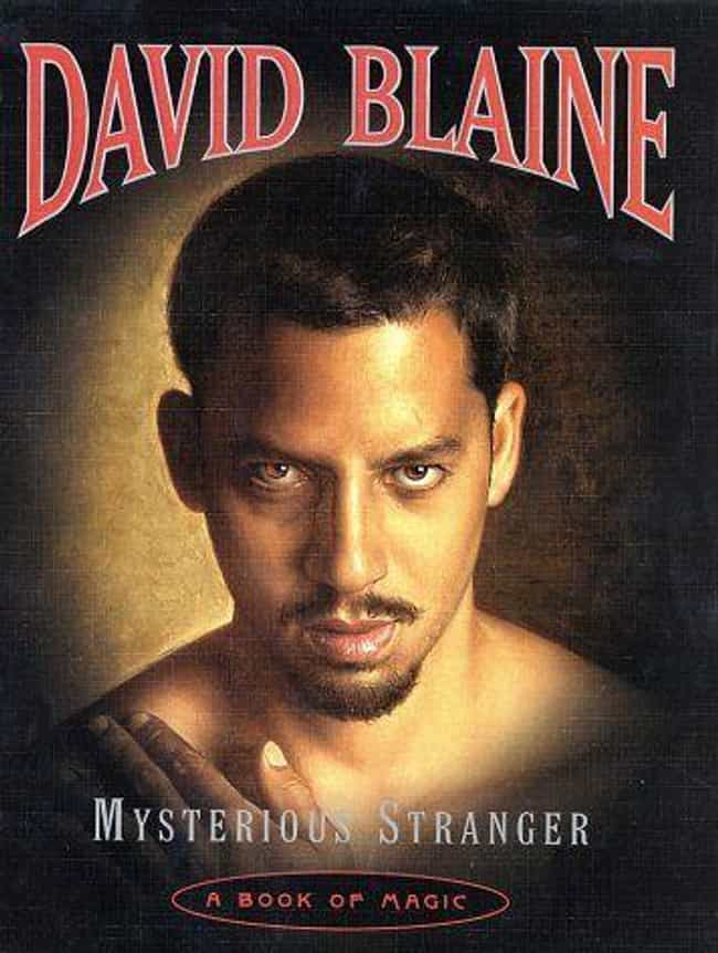 His Memoir Was Also A Literal ... is listed (or ranked) 1 on the list Like His Illusions, There's More To David Blaine Than Meets The Eye
