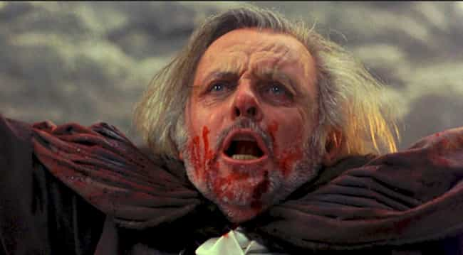 Anthony Hopkins's Bizarre ... is listed (or ranked) 2 on the list The 11 Weirdest Things About Bram Stoker's 'Dracula'