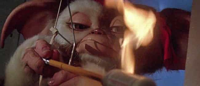 The Film Functions As A Commen... is listed (or ranked) 8 on the list 'Gremlins 2' Brilliantly Makes Fun Of Everyone Who Loved The First Movie
