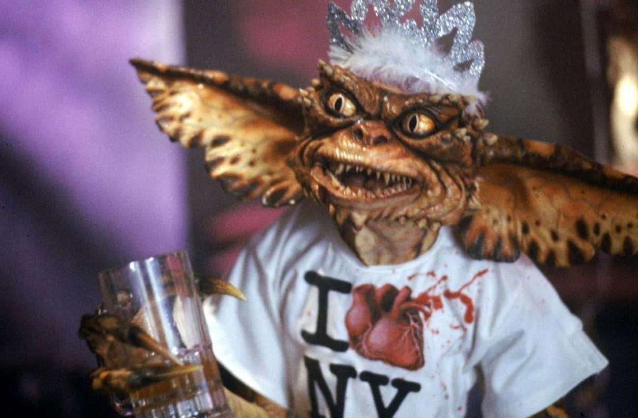 The Characters Of 'Gremlins 2' is listed (or ranked) 3 on the list 'Gremlins 2' Brilliantly Makes Fun Of Everyone Who Loved The First Movie