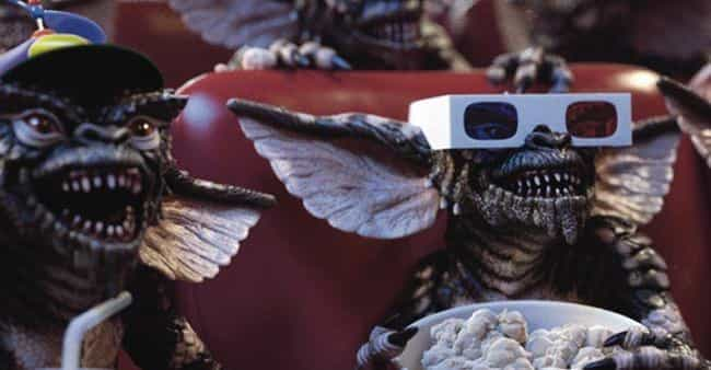 Dante Used Meta Humor To Mock ... is listed (or ranked) 5 on the list 'Gremlins 2' Brilliantly Makes Fun Of Everyone Who Loved The First Movie