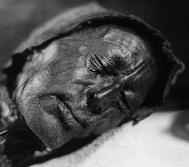 Tollund Man Was Hung As Part O... is listed (or ranked) 1 on the list The Astonishingly Violent Backstories Of 12 Bog Bodies Preserved For Centuries