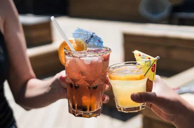 Provide Adult Beverages ... is listed (or ranked) 4 on the list How To Keep Adults Entertained At Your Kid's Birthday Party