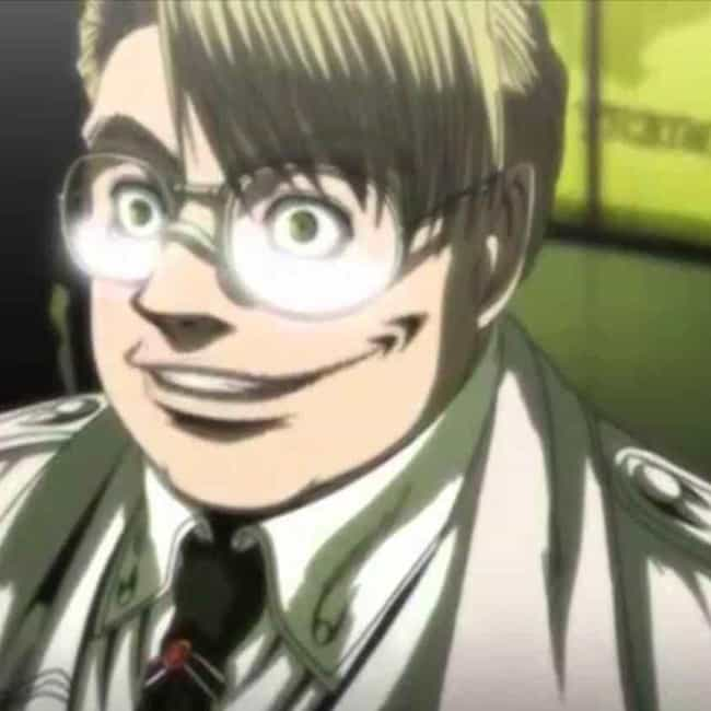 What Makes Human A Human is listed (or ranked) 4 on the list The Best Hellsing Ultimate Quotes