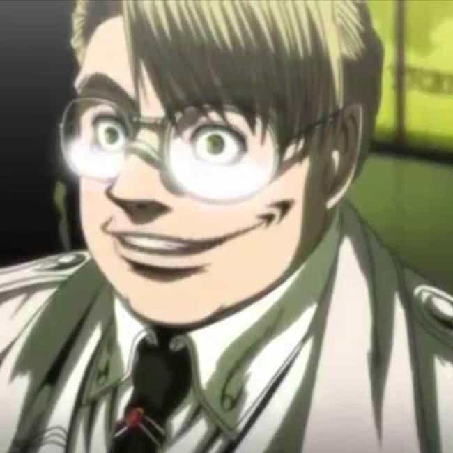 God As Mad As I is listed (or ranked) 2 on the list The Best Hellsing Ultimate Quotes