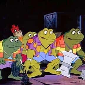 The Punk Frogs is listed (or ranked) 25 on the list The Best Teenage Mutant Ninja Turtles Characters