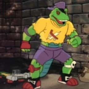 Mondo Gecko is listed (or ranked) 19 on the list The Best Teenage Mutant Ninja Turtles Characters