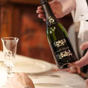 Pristin Sellier by Maison de F is listed (or ranked) 14 on the list The Best Alcohol Free Champagne