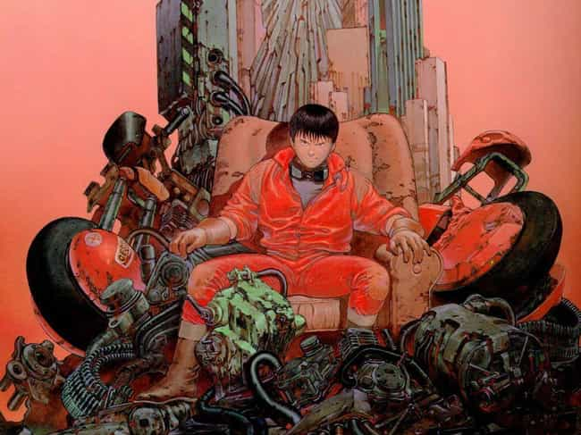 The Films Cuts Out The M... is listed (or ranked) 1 on the list 14 Things You Don't Know About Akira If You Never Read The Manga