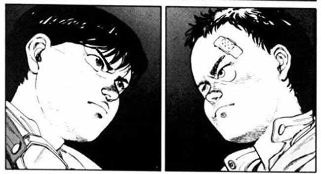 Image result for akira kaneda tetsuo
