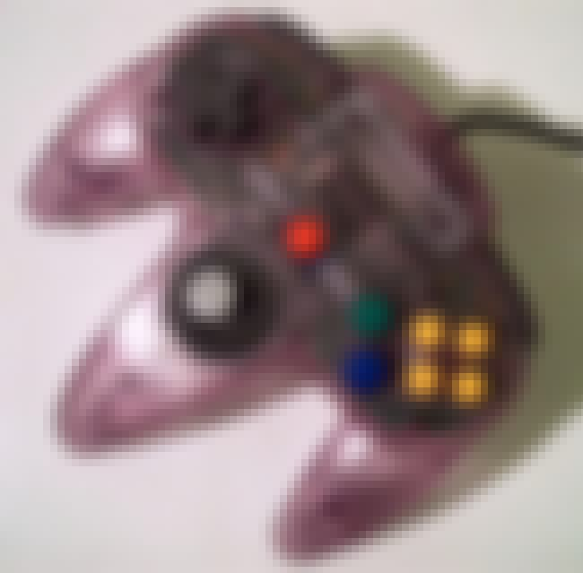 Using Buttons Has No Visual Fe... is listed (or ranked) 3 on the list Why Do Video Game Controllers Have The D-Pad On The Left: A Quick History Of Video Game Controllers