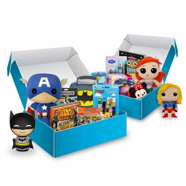 My Geek Box Kids is listed (or ranked) 1 on the list The Best Subscription Boxes for Kids
