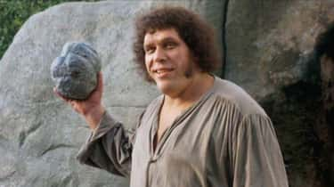 Andre The Giant Was Self-Medic is listed (or ranked) 2 on the list No Matter How Many Times You've Watched 'The Princess Bride,' You Don't Know Everything About It