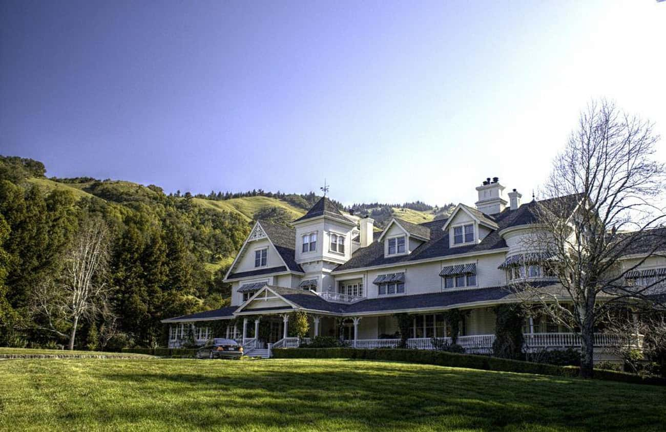 No, George Lucas Doesn't Live  is listed (or ranked) 1 on the list Everything You Need To Know About Skywalker Ranch Before You Visit
