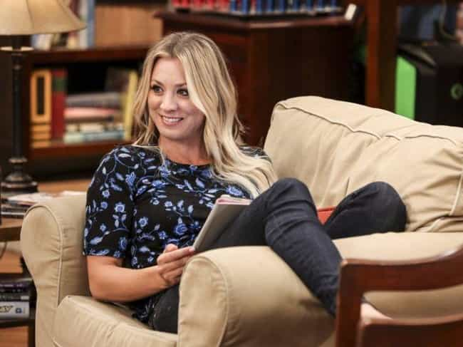 She Makes $1 Million Per Episo... is listed (or ranked) 3 on the list Things You Didn't Know About Kaley Cuoco