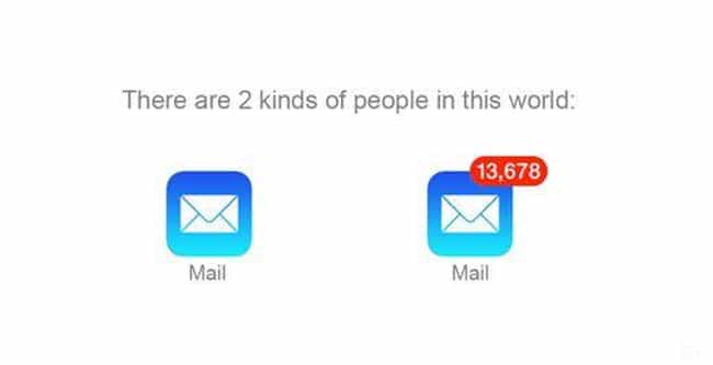 You've Got Mail is listed (or ranked) 1 on the list Photos That Prove There Are Two Types Of People In This World