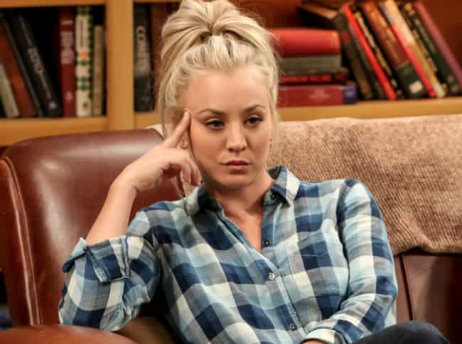Her Character Didn't Exist In ... is listed (or ranked) 1 on the list Things You Didn't Know About Kaley Cuoco