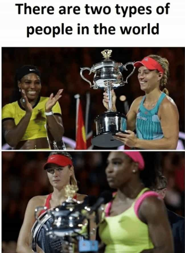Be A Pro is listed (or ranked) 4 on the list Photos That Prove There Are Two Types Of People In This World