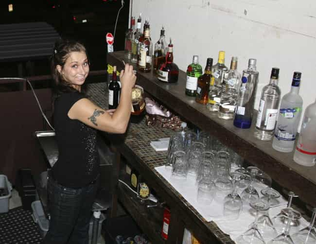 Bartender - $1 Per Drink (At L... is listed (or ranked) 1 on the list How Much You Should Actually Be Tipping These 13 People