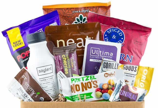 Vegan Cuts Snack Box is listed (or ranked) 3 on the list The Best Subscription Boxes for Vegans