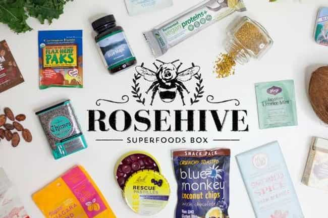 Rosehive Superfoods Box is listed (or ranked) 2 on the list The Best Subscription Boxes for Vegans