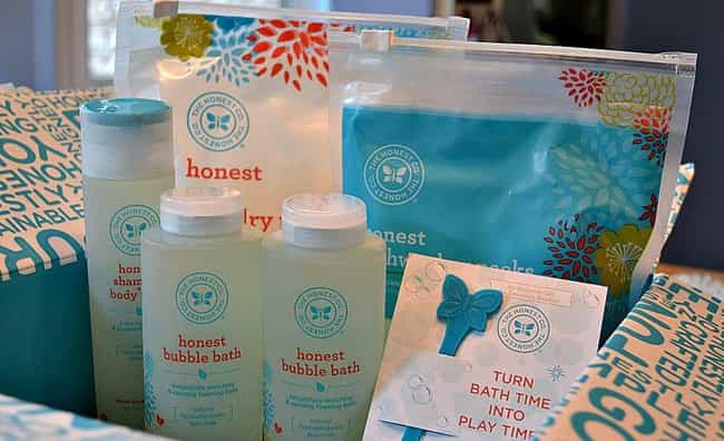 Honest Company is listed (or ranked) 4 on the list The Best Subscription Boxes for Vegans